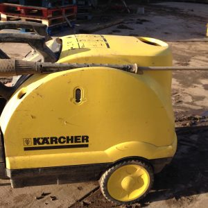 Karcher steam cleaner