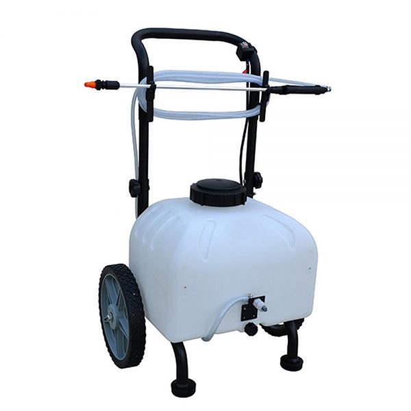 131004 34 Litre Push-Along Sprayer